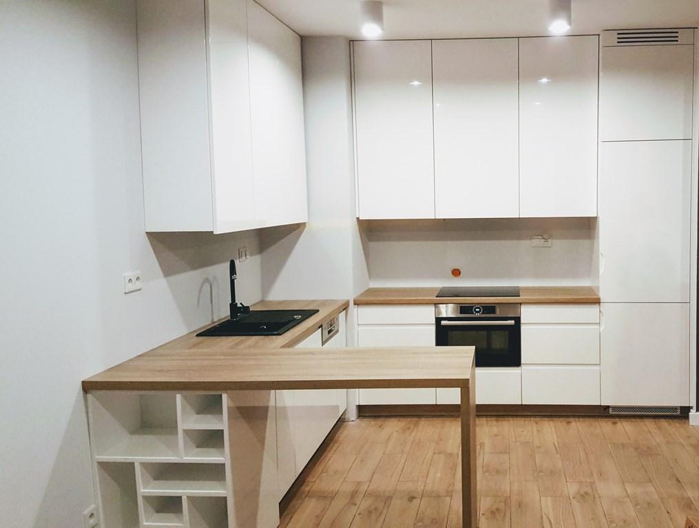 meblobox kuchnie na wymiar zdj cia po monta u warszawa. Black Bedroom Furniture Sets. Home Design Ideas