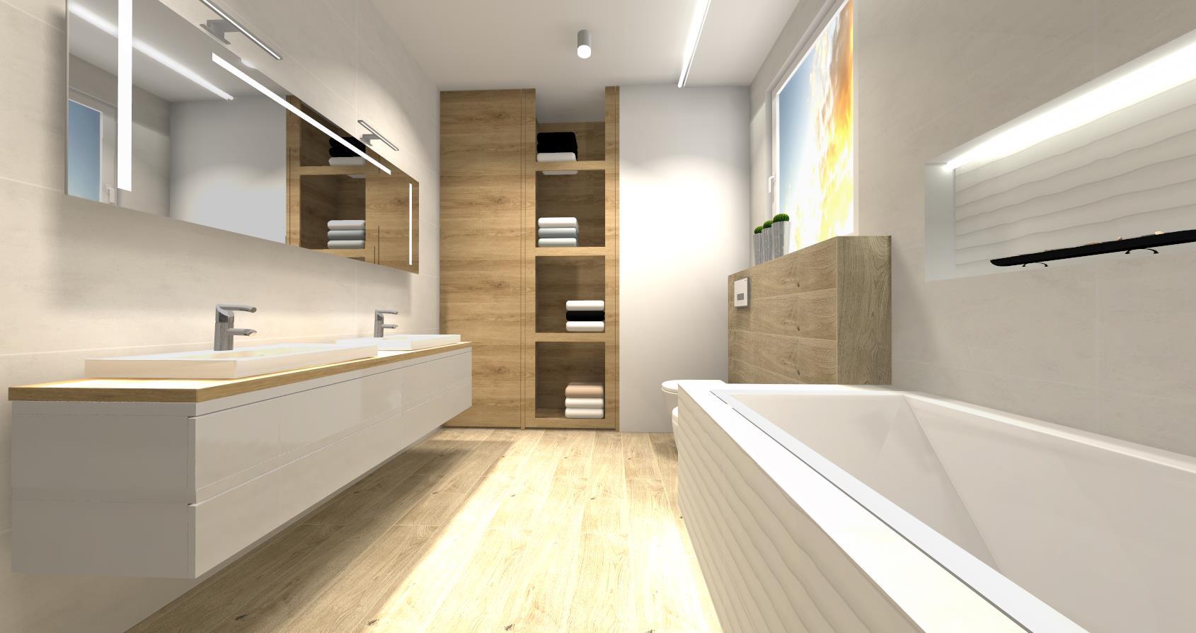 Meblobox łazienka Realizacje Warszawa